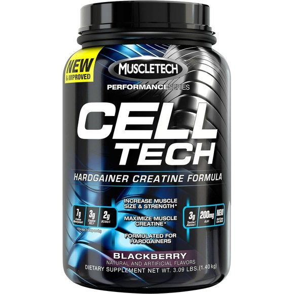 Muscletech Celltech Performance 1400g orange