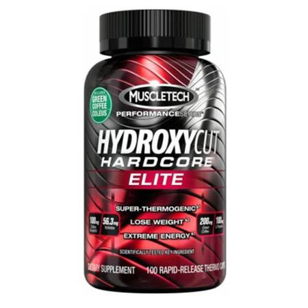 Muscletech Hydroxycut Next Generation 100 capsules