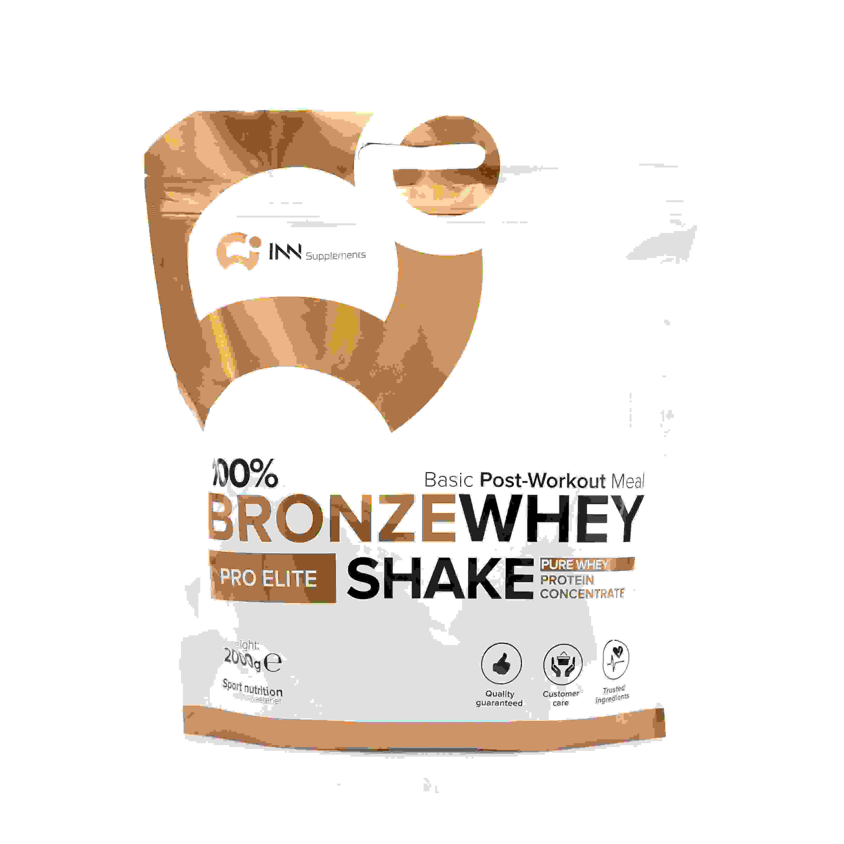 INN 100% Bronze Whey 2000g