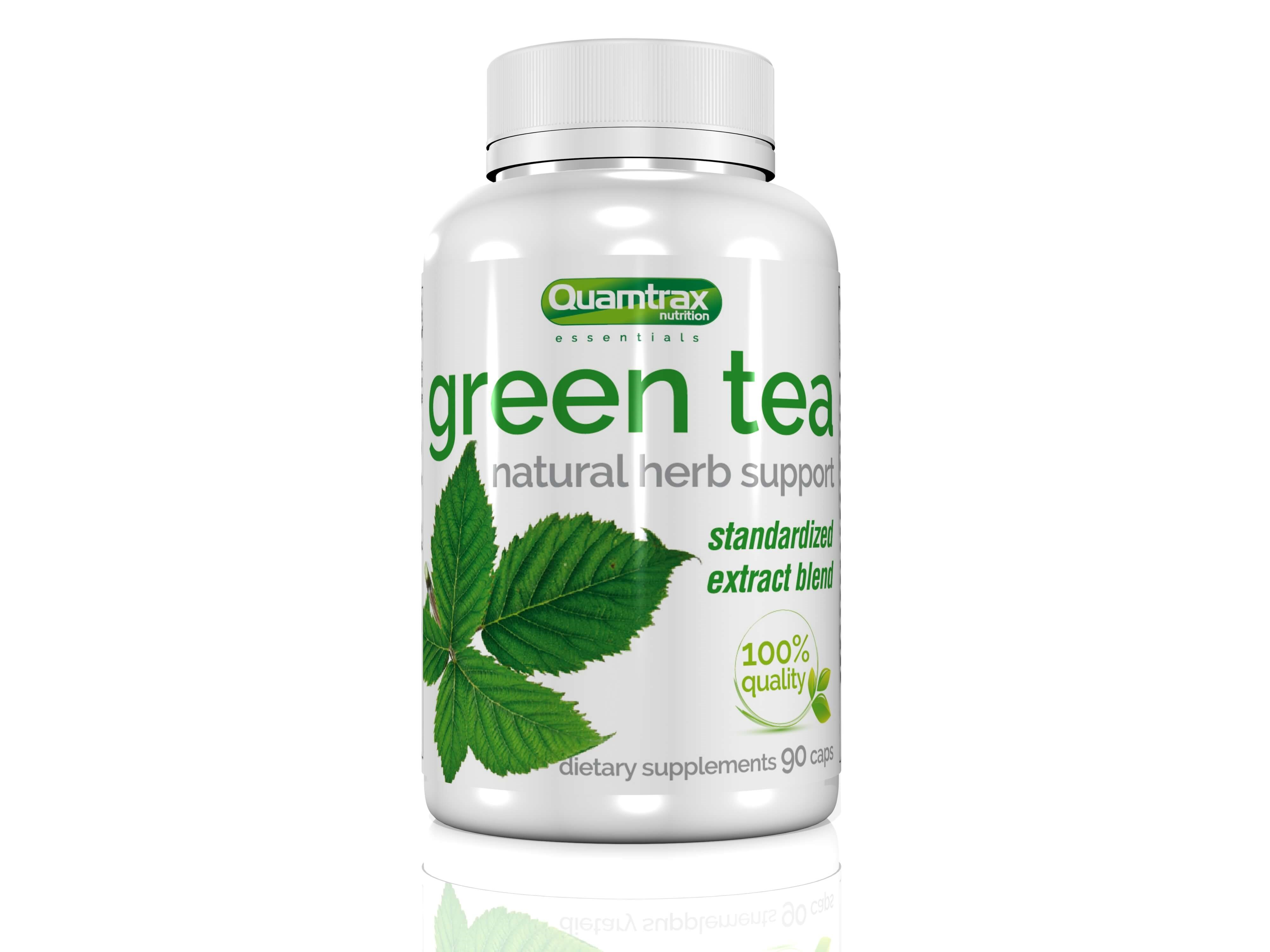 Quamtrax Essentials Green Tea 300mg 90 capsules