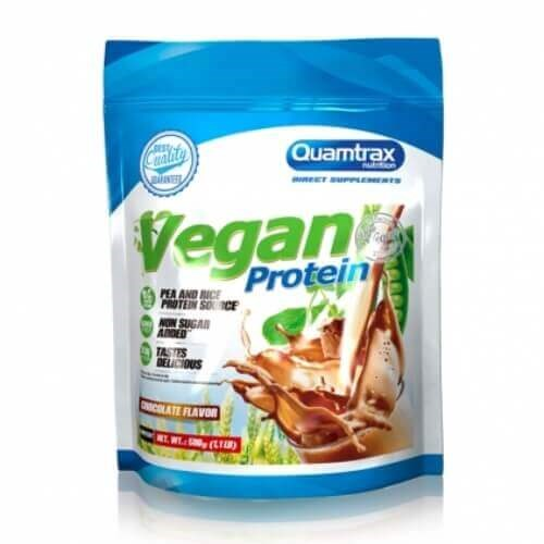 Quamtrax Direct Vegan Protein 500g