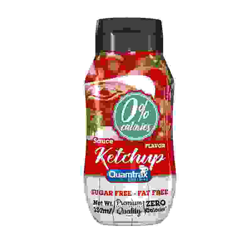 Quamtrax Gourmet Ketchup 330ml