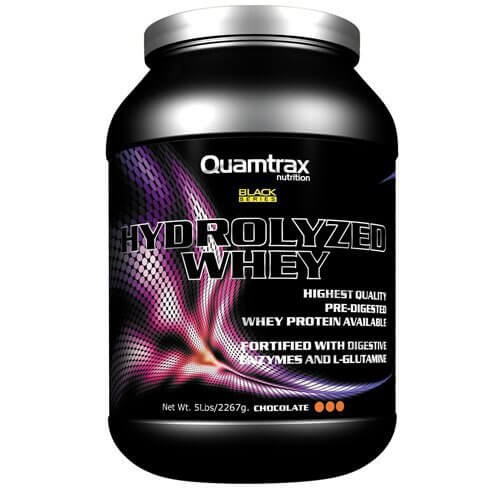 Quamtrax Hydrolyzed Whey 2267g