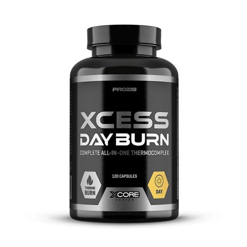 Xcore Xcess Day-Burn 120 capsules