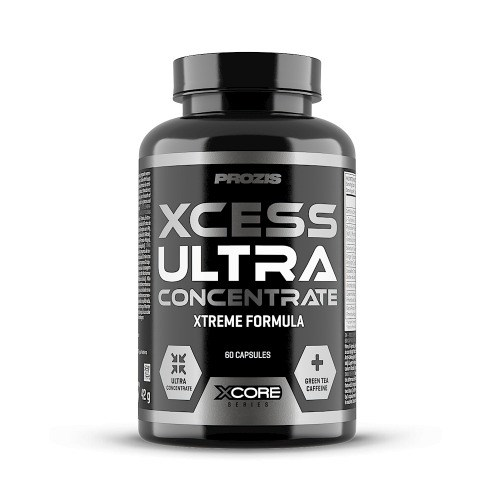 Xcore Xcess Ultra Concentrate 60 capsules