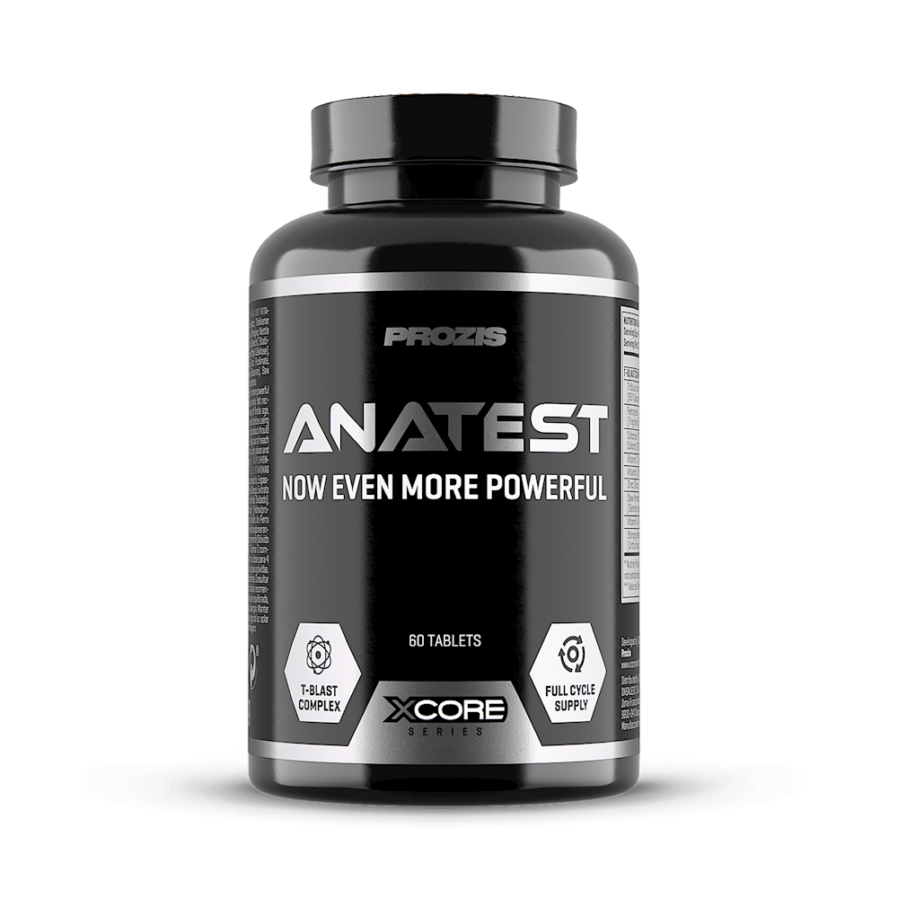 Xcore Anatest 60 tablets
