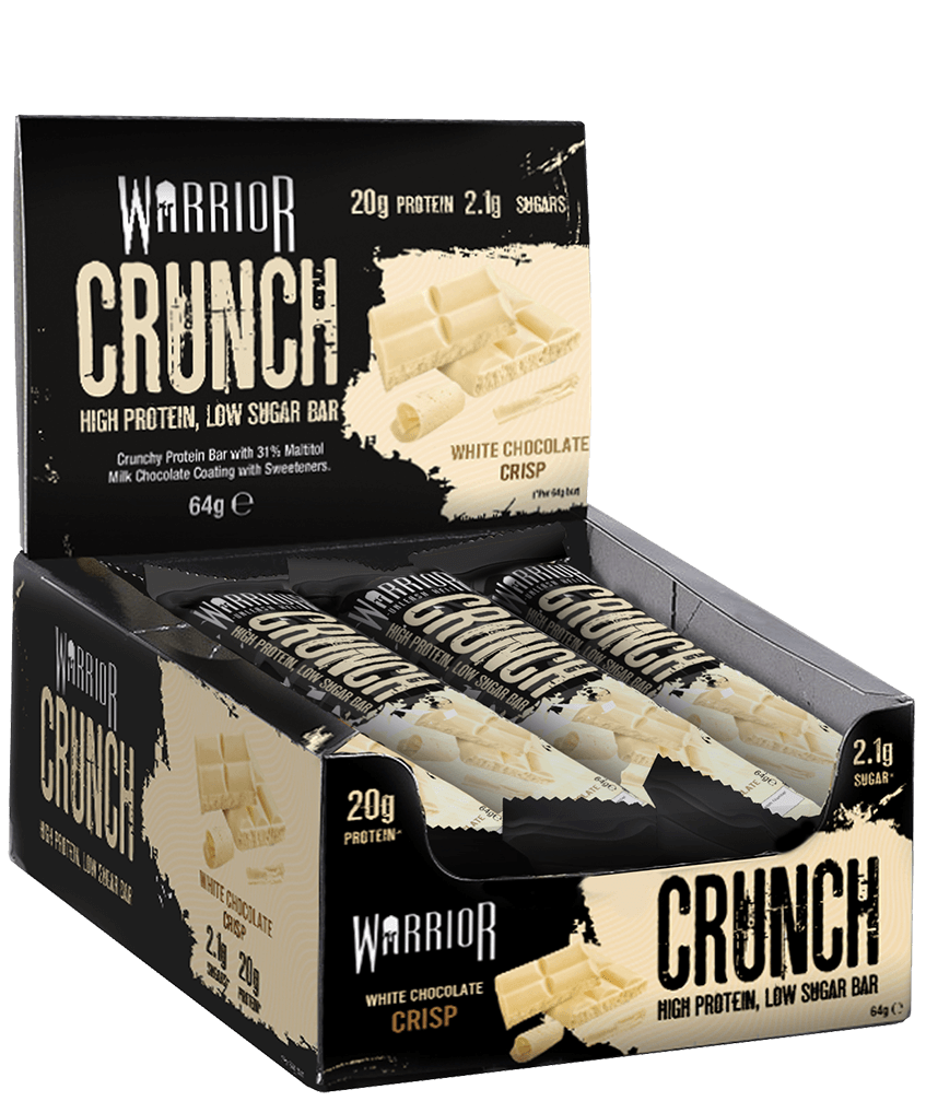 Warrior Crunch bar 64g