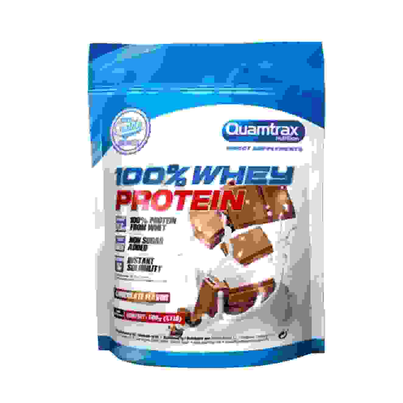 Quamtrax Direct Whey Protein 500g